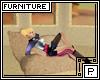 *P [Suna] Lounge Pillow