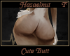Hazaelnut Cute Butt