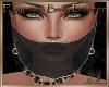EBD Black & Gold Veil