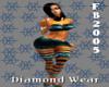 *FB2005*Diamond Wear