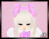 AP PinkHappyGardenBow