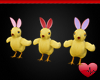 Mm Easter Chicks Dancing
