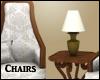 +Oak Twin Chairs+