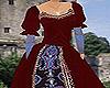 Regal Burgundy Tudor