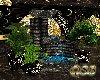 Golden Flower Fountain