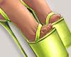 I│Platform Heels Lime