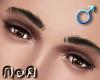 *NoA*M. Eyes Dark Brown