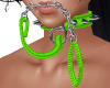 Mouth Leash Green