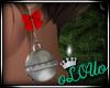 .L. Bell Earring Silver
