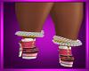Multi Fendi Shoes