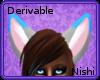 [Nish] Foxeh Ears v.2