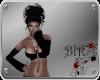 [BIR]Shirt*zipper-black