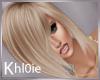 K Ambre light blonde met