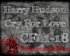 Cry for Love-Harry Hudso