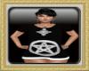 (AL)T Shirt Pentagram