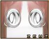 Ear Plugs White