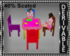 Child's Scaled Table 40%