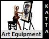 Art Equipment Painting