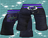 *CA* Dark Blue Shorts