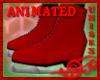 Skates - Red