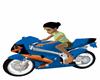 WIFEY animated bike