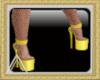 (AL)Ali Shoes Gold