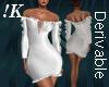 !K!PeekABoo Ruffle Dress
