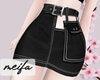 🌸 Belt Skirt