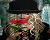 Red Rose Pose
