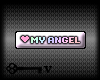 My angel animated tag