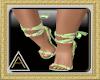 (AL)Summer Shoe Green