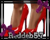 *RD* Red Patent Leather