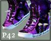 [P42]Violet spike