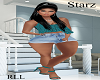 ~S~ Teal Full Fit RLL