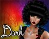 Dark Black Puff