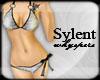 Sylent Yi Bikini Silver