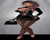 Lady w Black Purse