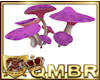 QMBR Wonderland Mushroom