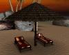 EV-Tiki Beach Chaise
