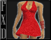(FXD Sparkly Dance Dress