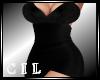 !C! LIL BLACK DRESS RLL
