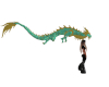 Jade Dragon Draco