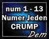 !D! Numer Jeden CRUMP
