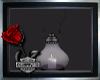 ~Dark Night Hanging Lamp