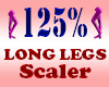 Resizer 125% Long Legs