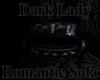 Dark Lady Romantic Sofa