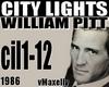 WILLIAM PITT-City Lights