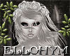 ~E- Ghostly Rose Crown