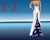 Amalthia-Blue Wedding
