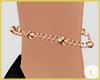 £. Rose Gold Anklet